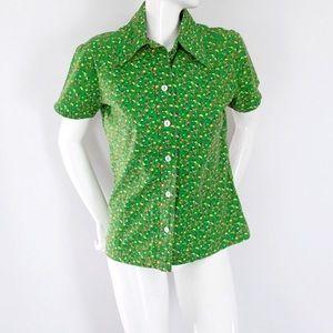 1970s short sleeved liberty shirt